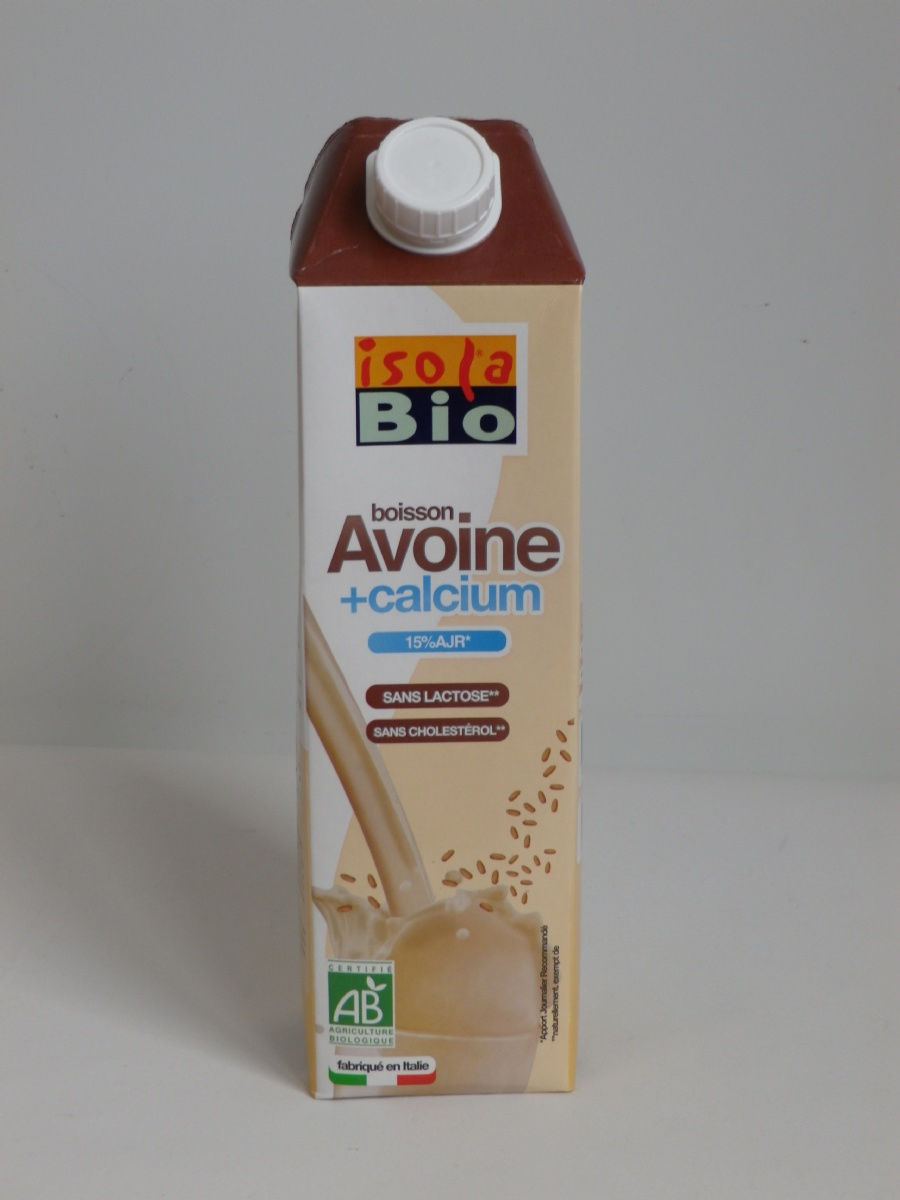 Avoine drink calcium 1l