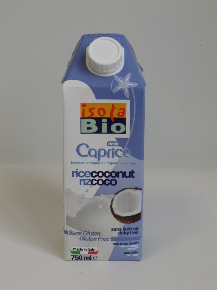 Caprice - Riz coco drink 750ml